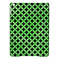 Circles3 Black Marble & Green Watercolor Ipad Air Hardshell Cases by trendistuff
