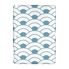 Art Deco,shell Pattern,teal,white Galaxy Note 1 by 8fugoso