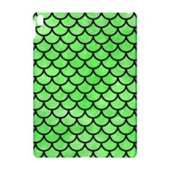 Scales1 Black Marble & Green Watercolor (r) Apple Ipad Pro 10 5   Hardshell Case by trendistuff