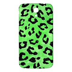 Skin5 Black Marble & Green Watercolor Samsung Galaxy Mega I9200 Hardshell Back Case by trendistuff