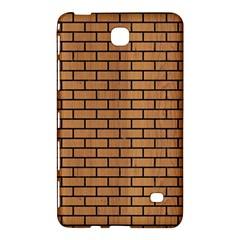 Brick1 Black Marble & Light Maple Wood (r) Samsung Galaxy Tab 4 (8 ) Hardshell Case  by trendistuff