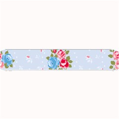 Cute Shabby Chic Floral Pattern Small Bar Mats by 8fugoso