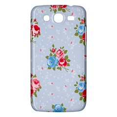 Cute Shabby Chic Floral Pattern Samsung Galaxy Mega 5 8 I9152 Hardshell Case  by Love888