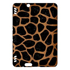 Skin1 Black Marble & Light Maple Wood (r) Kindle Fire Hdx Hardshell Case by trendistuff