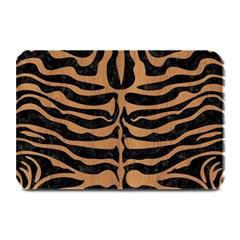 Skin2 Black Marble & Light Maple Wood Plate Mats by trendistuff