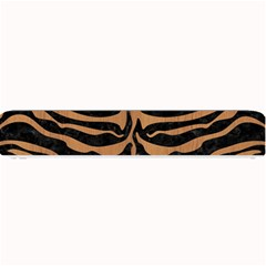 Skin2 Black Marble & Light Maple Wood Small Bar Mats by trendistuff
