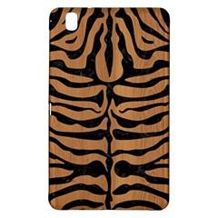 Skin2 Black Marble & Light Maple Wood (r) Samsung Galaxy Tab Pro 8 4 Hardshell Case by trendistuff