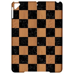 Square1 Black Marble & Light Maple Wood Apple Ipad Pro 9 7   Hardshell Case by trendistuff