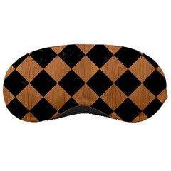 Square2 Black Marble & Light Maple Wood Sleeping Masks by trendistuff