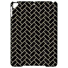 Brick2 Black Marble & Light Sand Apple Ipad Pro 9 7   Hardshell Case by trendistuff