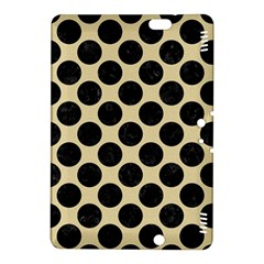 Circles2 Black Marble & Light Sand (r) Kindle Fire Hdx 8 9  Hardshell Case by trendistuff
