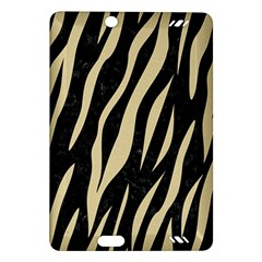 Skin3 Black Marble & Light Sand Amazon Kindle Fire Hd (2013) Hardshell Case by trendistuff