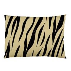 Skin3 Black Marble & Light Sand (r) Pillow Case by trendistuff