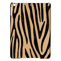 Skin4 Black Marble & Natural White Birch Wood Ipad Air Hardshell Cases by trendistuff
