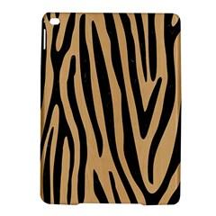 Skin4 Black Marble & Natural White Birch Wood Ipad Air 2 Hardshell Cases by trendistuff