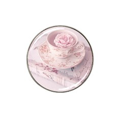 Shabby Chic High Tea Hat Clip Ball Marker (10 Pack) by 8fugoso