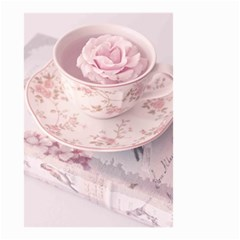 Shabby Chic High Tea Small Garden Flag (two Sides) by 8fugoso