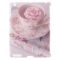 Shabby Chic High Tea Apple Ipad 3/4 Hardshell Case (compatible With Smart Cover) by 8fugoso
