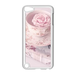 Shabby Chic High Tea Apple Ipod Touch 5 Case (white) by 8fugoso