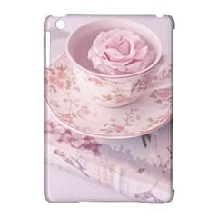 Shabby Chic High Tea Apple Ipad Mini Hardshell Case (compatible With Smart Cover) by 8fugoso