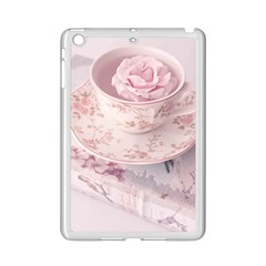 Shabby Chic High Tea Ipad Mini 2 Enamel Coated Cases by 8fugoso