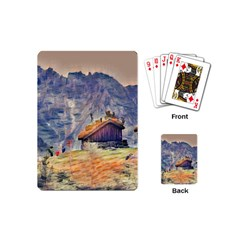 Impressionism Playing Cards (mini)  by 8fugoso