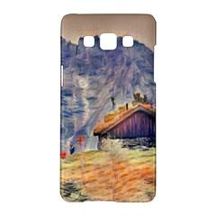 Impressionism Samsung Galaxy A5 Hardshell Case  by 8fugoso