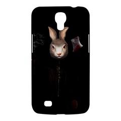 Evil Rabbit Samsung Galaxy Mega 6 3  I9200 Hardshell Case by Valentinaart