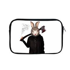 Evil Rabbit Apple Macbook Pro 13  Zipper Case by Valentinaart