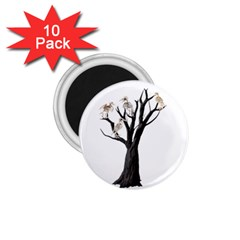 Dead Tree  1 75  Magnets (10 Pack)  by Valentinaart