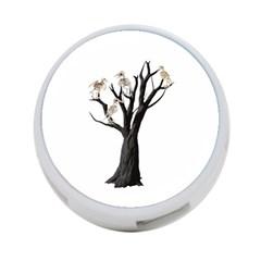 Dead Tree  4 Port Usb Hub (two Sides)  by Valentinaart