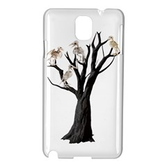 Dead Tree  Samsung Galaxy Note 3 N9005 Hardshell Case by Valentinaart