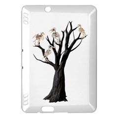 Dead Tree  Kindle Fire Hdx Hardshell Case by Valentinaart