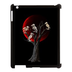 Dead Tree  Apple Ipad 3/4 Case (black) by Valentinaart