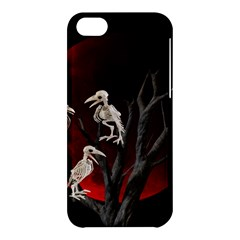 Dead Tree  Apple Iphone 5c Hardshell Case by Valentinaart