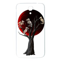 Dead Tree  Samsung Galaxy Mega I9200 Hardshell Back Case by Valentinaart