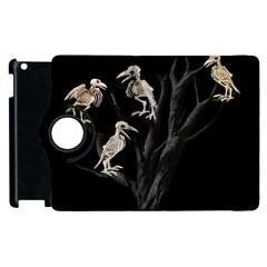 Dead Tree  Apple Ipad 3/4 Flip 360 Case by Valentinaart