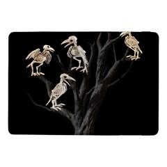 Dead Tree  Samsung Galaxy Tab Pro 10 1  Flip Case by Valentinaart