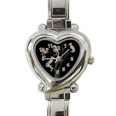 Dead Tree  Heart Italian Charm Watch by Valentinaart