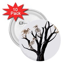 Dead Tree  2 25  Buttons (10 Pack)  by Valentinaart