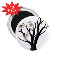 Dead Tree  2 25  Magnets (10 Pack)  by Valentinaart