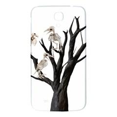Dead Tree  Samsung Galaxy Mega I9200 Hardshell Back Case by Valentinaart
