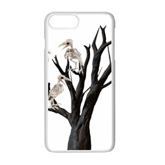 Dead Tree  Apple Iphone 7 Plus White Seamless Case by Valentinaart