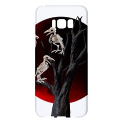 Dead Tree  Samsung Galaxy S8 Plus Hardshell Case  by Valentinaart