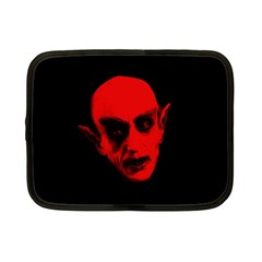 Dracula Netbook Case (small)  by Valentinaart