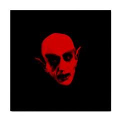 Dracula Face Towel by Valentinaart