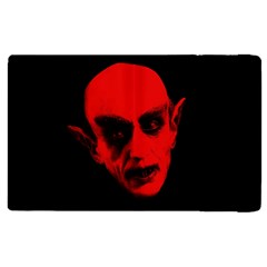 Dracula Apple Ipad 3/4 Flip Case by Valentinaart