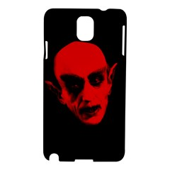 Dracula Samsung Galaxy Note 3 N9005 Hardshell Case by Valentinaart