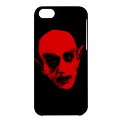 Dracula Apple Iphone 5c Hardshell Case by Valentinaart