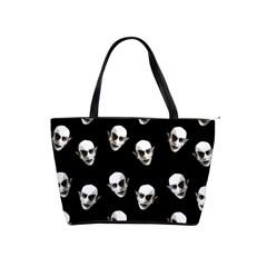 Dracula Shoulder Handbags by Valentinaart